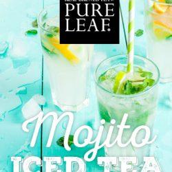 Mojito Ice Tea: de perfecte zomer drank