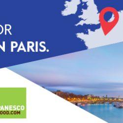 Trendtour Parijs op vrijdag 9.11.2018