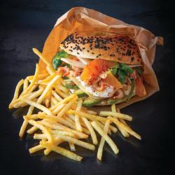 Nieuw : Finest, dunnere frietjes, nog knappiger!