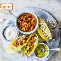 Inspiratie : Chili con carne met dips