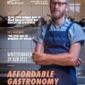 """NEW! Hier is het dan! Ons eerst editie van het mag """"RSTRNT"""", speciaal bedoeld voor alle foodprofessionals!"""